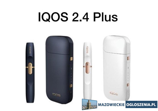 Najnowsza promocja z kodem rabatowym IQOS 2.4  PLUSza 135 zł